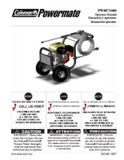 Coleman Powermate Generator Manuals