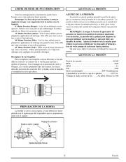 Coleman Powermate PW0933501 Generator Service Manual