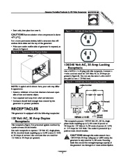 Generac 3100 Generator Owners Manual