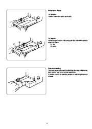 Janome Sewist 500 Sewing Machine Instruction Owners Manual