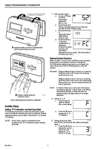 Ademco: Installation Manual For Ademco Vista-20p
