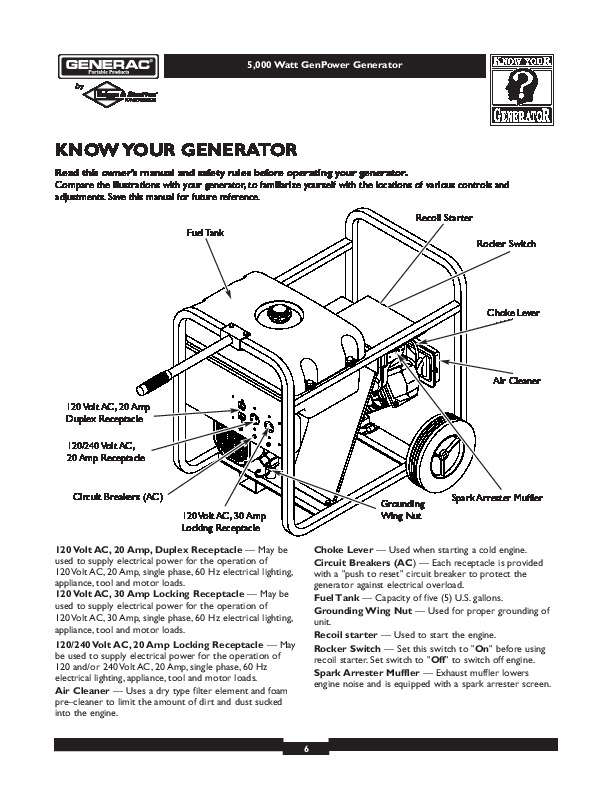 Coleman Generator Wiring Diagram. Diagrams. Wiring Diagram