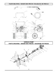 Coleman Powermate PW0912500 Generator Service Manual