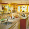 Painting kitchen cabinets bright colors cmsfc com