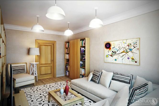 Vibrant Interiors By Sava Studio  Gawe Omah