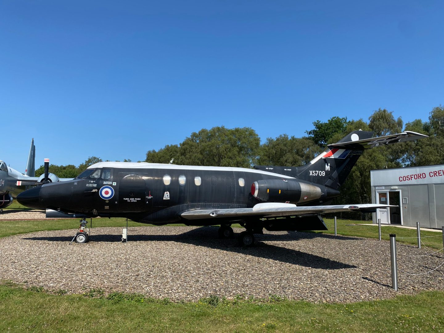 Our Visit to RAF Cosford