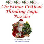 Christmas Critical-Thinking Logic Puzzles