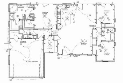 House Plan Wiring Diagram : 25 Wiring Diagram Images