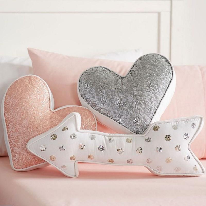подушки сердечки своими руками