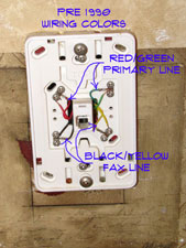 Wall Phone Jack Wiring Diagram : phone, wiring, diagram, Fixing, Phone, Wiring, Electrical, Repair, Topics