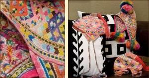 этнические узоры ковры