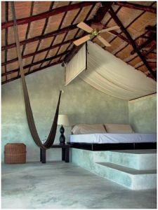 этническая спальня