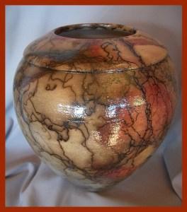 необычная ваза керамика