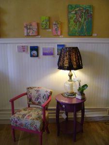 роспись мебели мебель хенд-мейд
