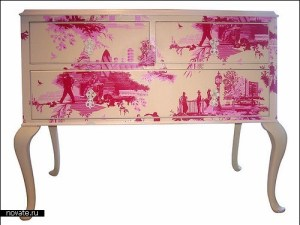роспись стола