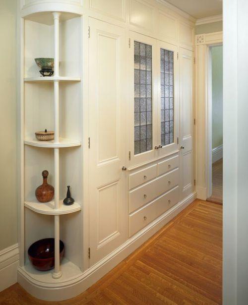 Идеи интерьера узкой прихожей в квартире