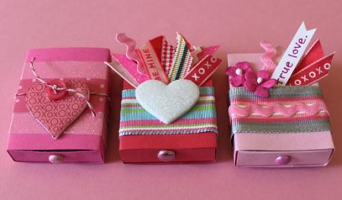 Коробочки валентинки для признаний в любви 4