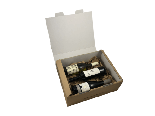 Home Tasting Box offen