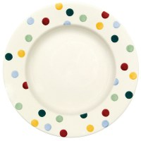 Polka Dot Plates from Emma Bridgewater