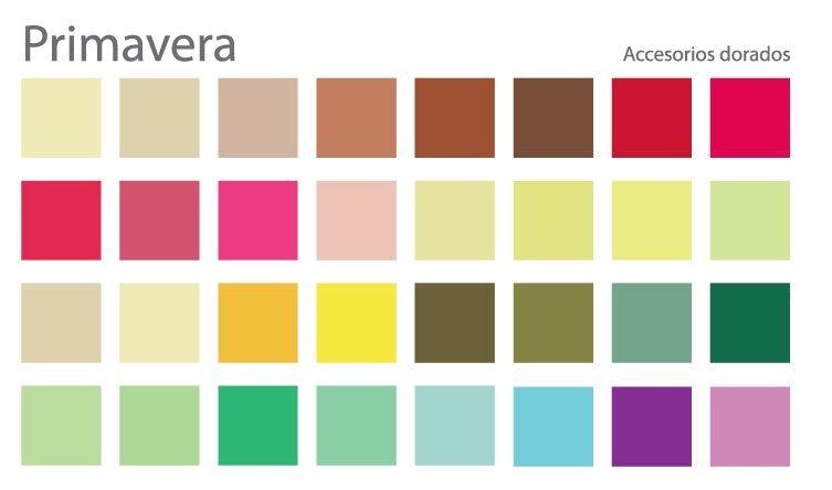 Colorimetría-Primavera