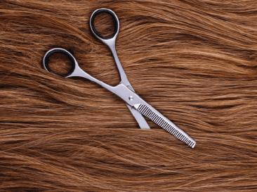 Tijeras para el pelo