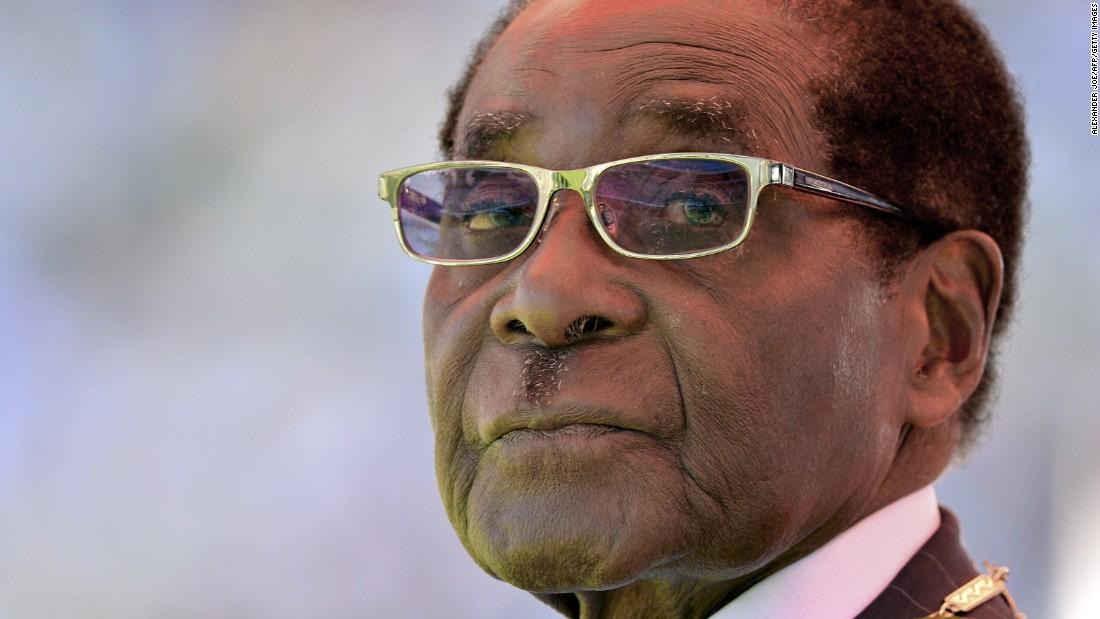 The Robert Mugabe exit strategy