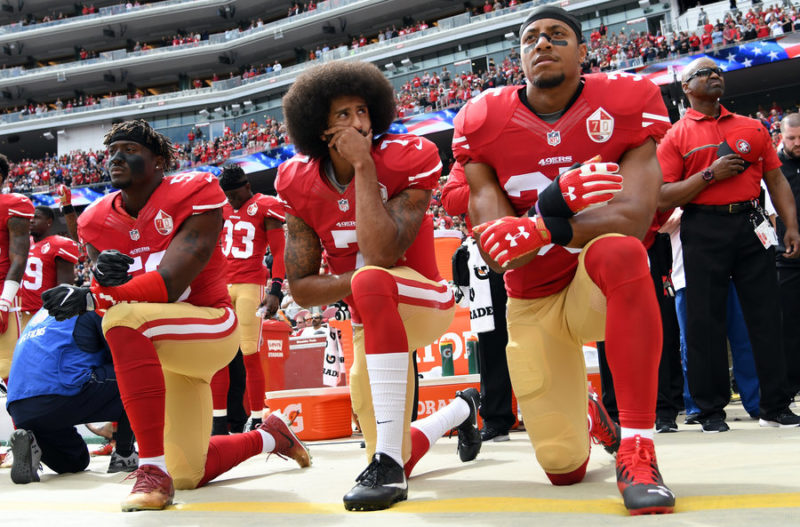 From Jesse Owens to Colin Kaepernick