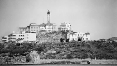 March 21, 1963: Alcatraz prison has served its time but ...