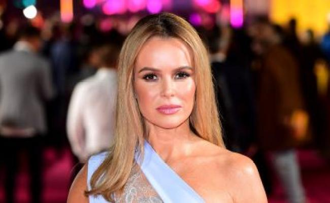 Amanda Holden There Have Been No Complaints At Home About