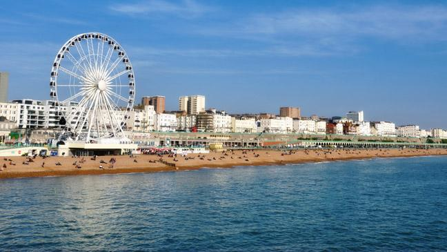 Image result for brighton town