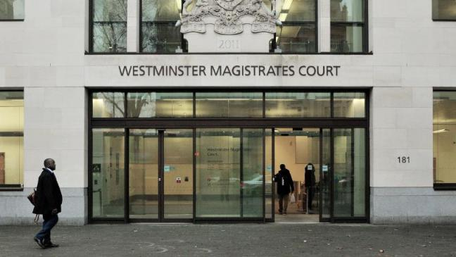 The couple will appear at Westminster Magistrates' Court on May 3
