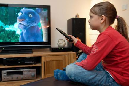 Huge increase in children hurt by falling TVs  BT