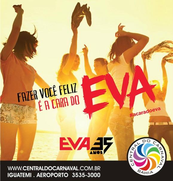 Lançamento: Bloco Eva 2015