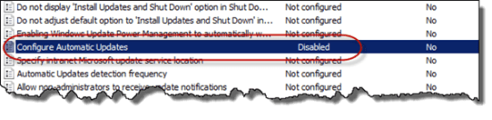 ConfigMgr Software Update Management and Group Policy (part 2)