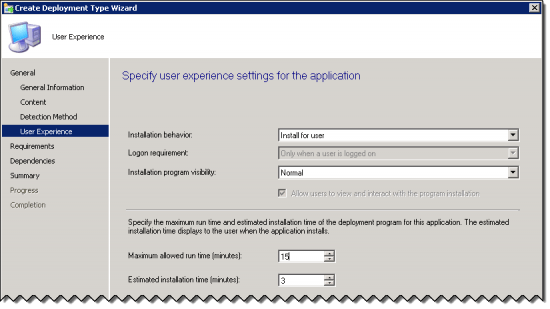 ConfigMgr 2012 Application Deployment By Example: User EXE