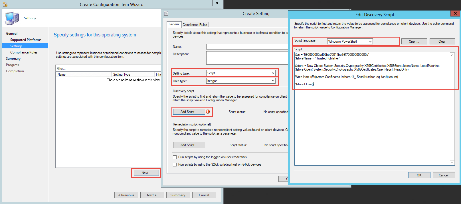 Certificate Deployment with ConfigMgr - ConfigMgrFTW!
