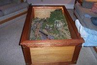 Workshop design wood: Buy N scale coffee table layout plans