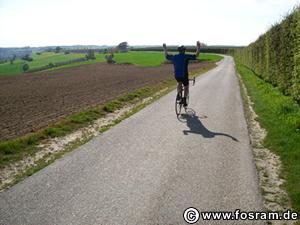 Radsport in der Region Aachen