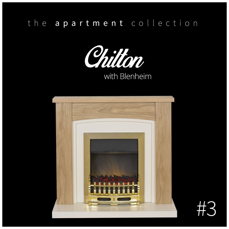 Chilton Fireplace Suite
