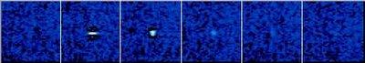 videobeelden van inslag meteoriet op de Maan