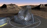 De OWL-telescoop