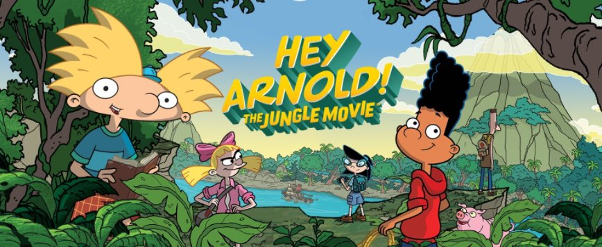 Trailer : Hey Arnold! The Jungle Movie