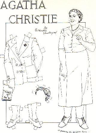 American Tribute to Agatha Christie
