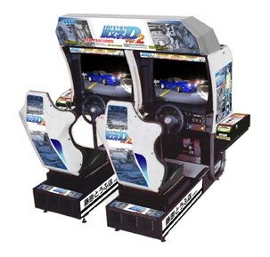 initial d arcade stage