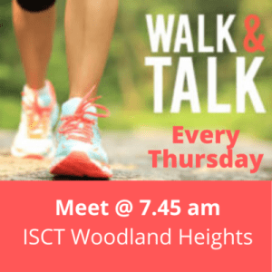 Walk & Talk 2021 @ Woodland Heights
