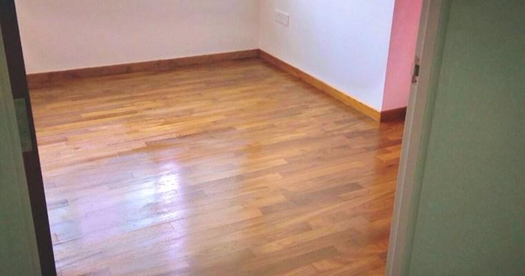 Parquet flooring in Singapore
