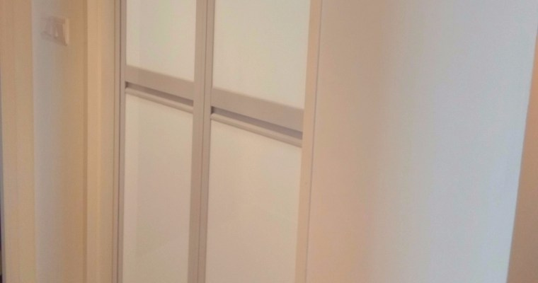 Toilet Doors in Singapore (Bi-Fold Doors)