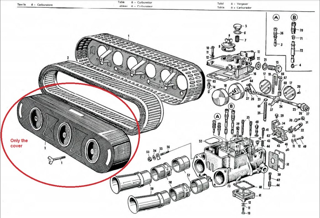 Gearbox ZF S5-17 (or S4-17):