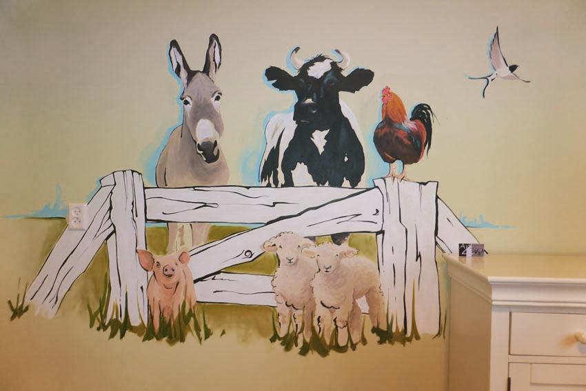 muurschildering muurschilderingen Sandra Nanning art 4