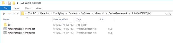 .NET Package Source Folder